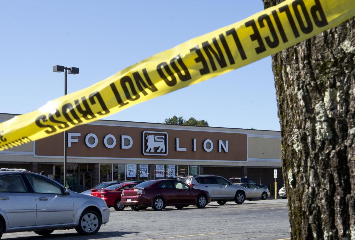 Food Lion On East Market Street