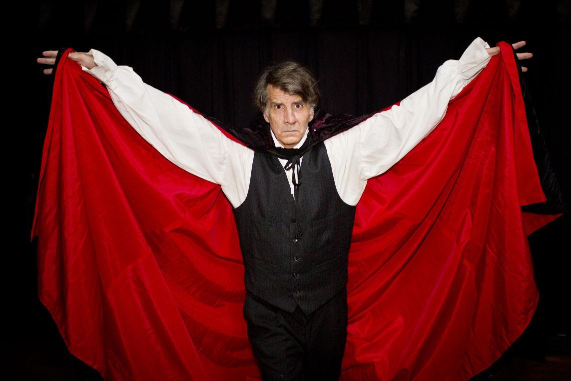 Community Theatre of Greensboro goes back to Dracula's