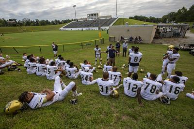 Reidsville at High Point Central (copy)