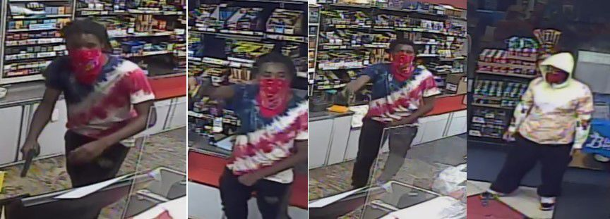 Express Mart robbery