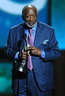 Clarence Avant, former chairman of Motown Records
