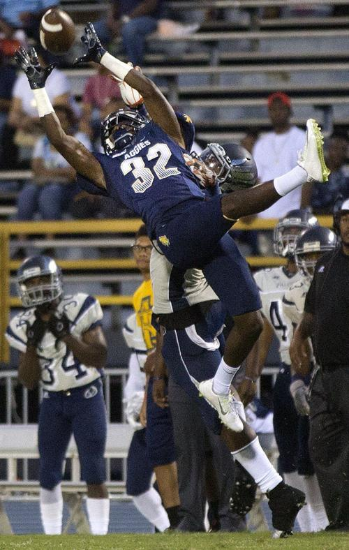 College Football Nc A T Defeats St Augustine S University 62 0