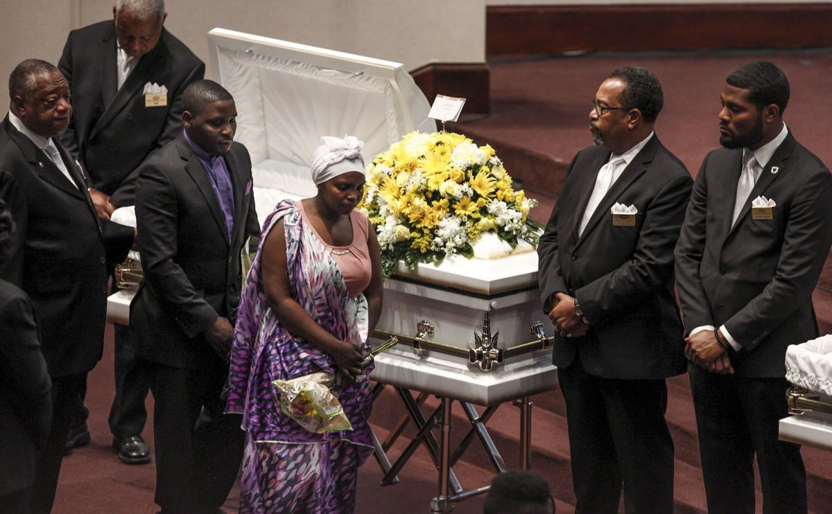 Fatal Fire Family Funeral