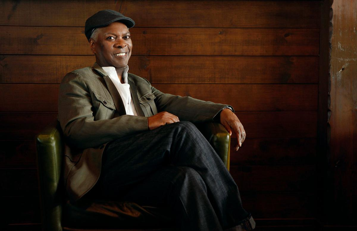 N.C. Folk Festival - Booker T. Jones