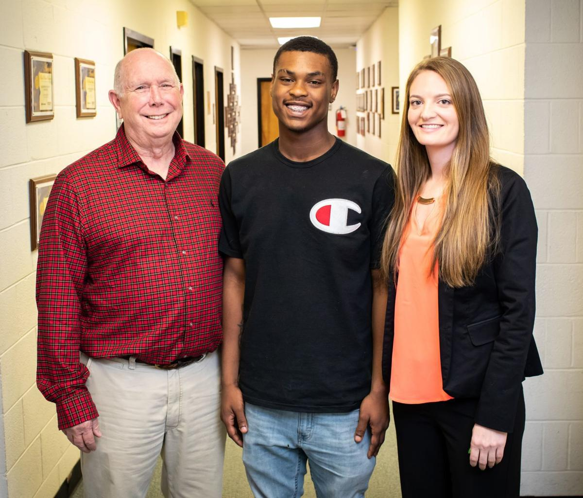 2 honored for saving teen athlete's life
