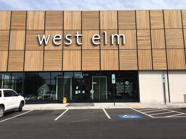 West Elm Opens Thursday In The Shops At Friendly Center