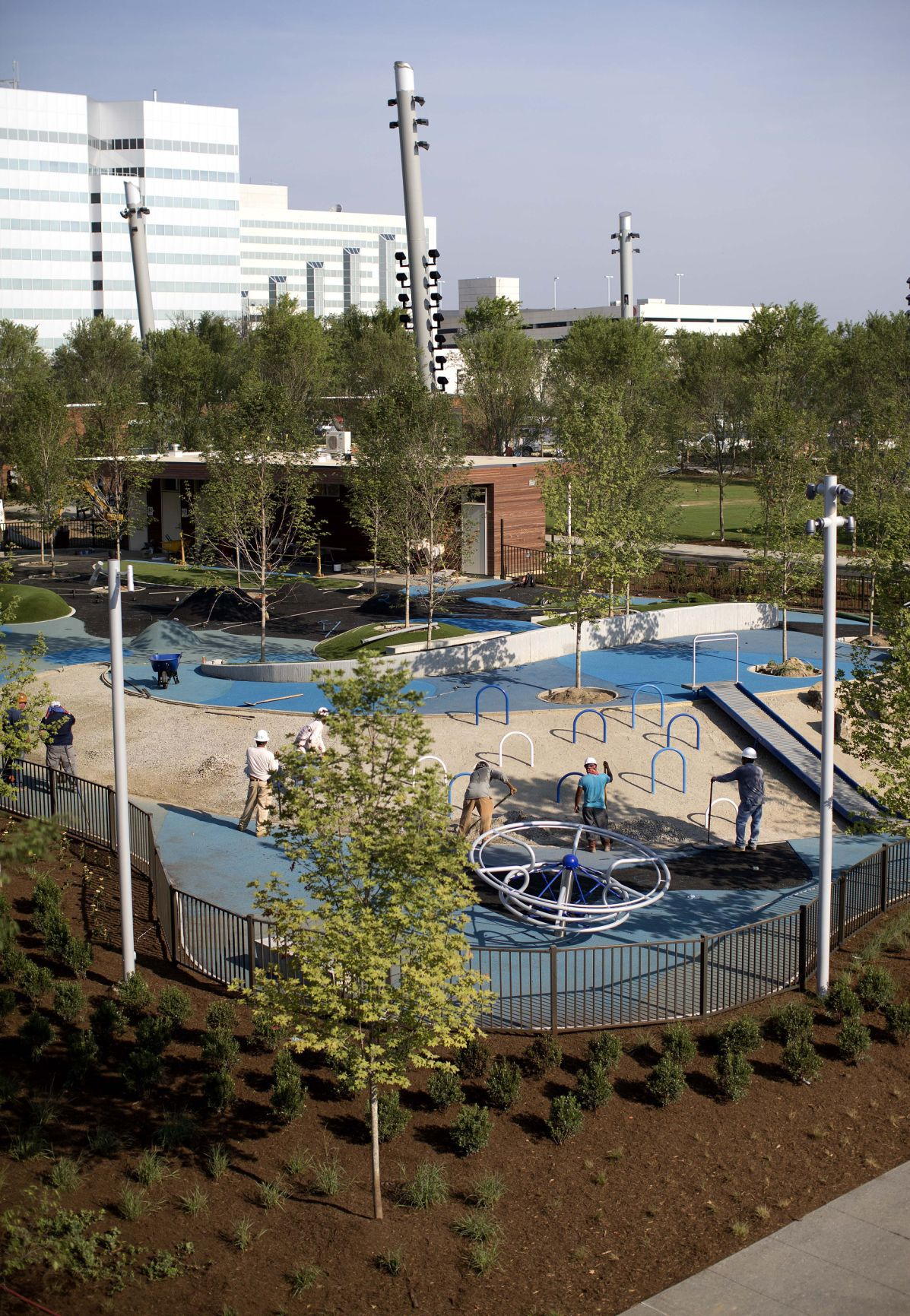 Find out why designer calls LeBauer Park