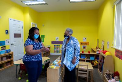 Early childhood education center at Bennett College
