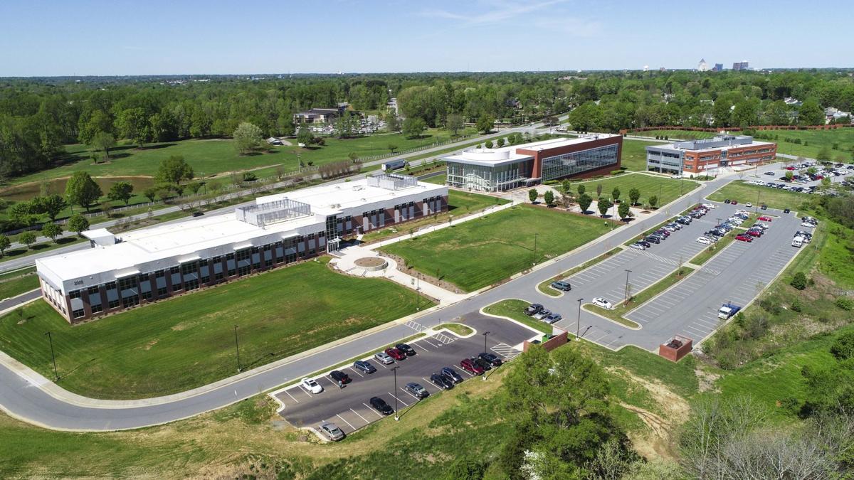 Gateway Research Park aerial