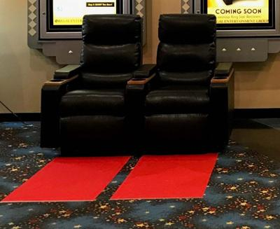 Regal Greensboro Grande Theater Upgrades To Recliners Blogs
