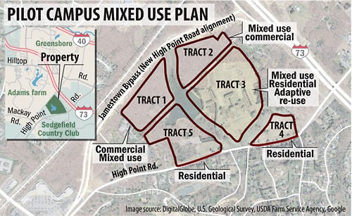 Big project planned for Pilot Life campus | Business ... on blandwood mansion greensboro nc, latham park greensboro nc, starmount greensboro nc, adams farm greensboro nc, fisher park greensboro nc, wingate greensboro nc, lotus lounge greensboro nc, willow oaks greensboro nc, lake jeanette greensboro nc, grandover greensboro nc, hamilton lakes greensboro nc, lindley park greensboro nc, white oak amphitheatre greensboro nc, ashton woods greensboro nc, cone elementary school greensboro nc, magnolia place greensboro nc,
