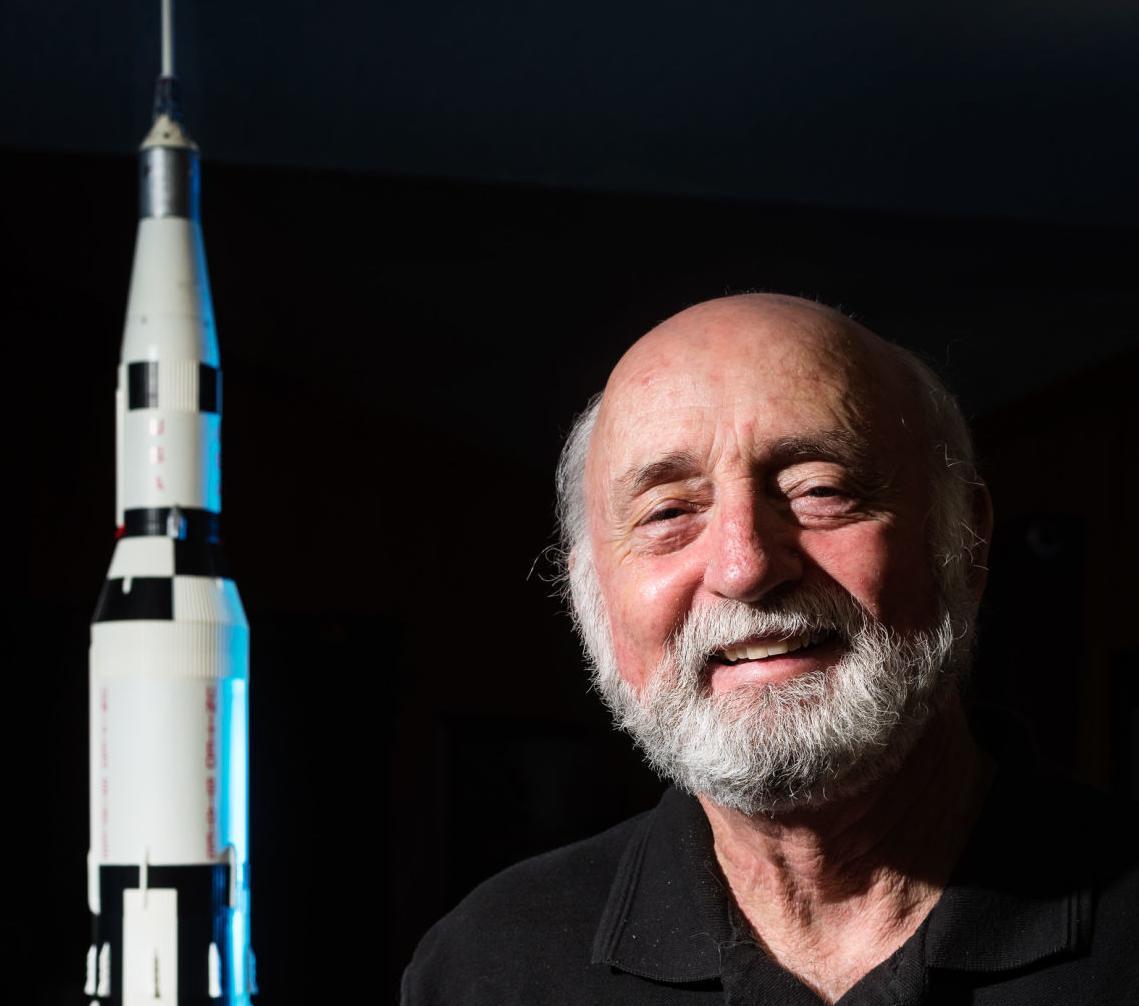 Mike Lucas Apollo 11 Anniversary (copy)