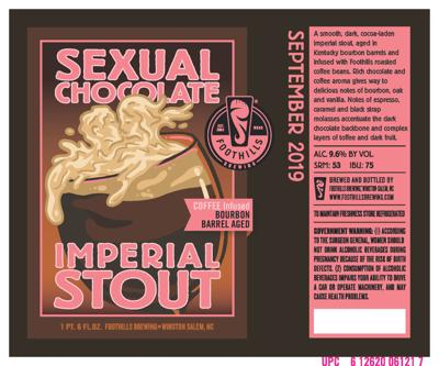 Sexual Chocolate Imperial Stout