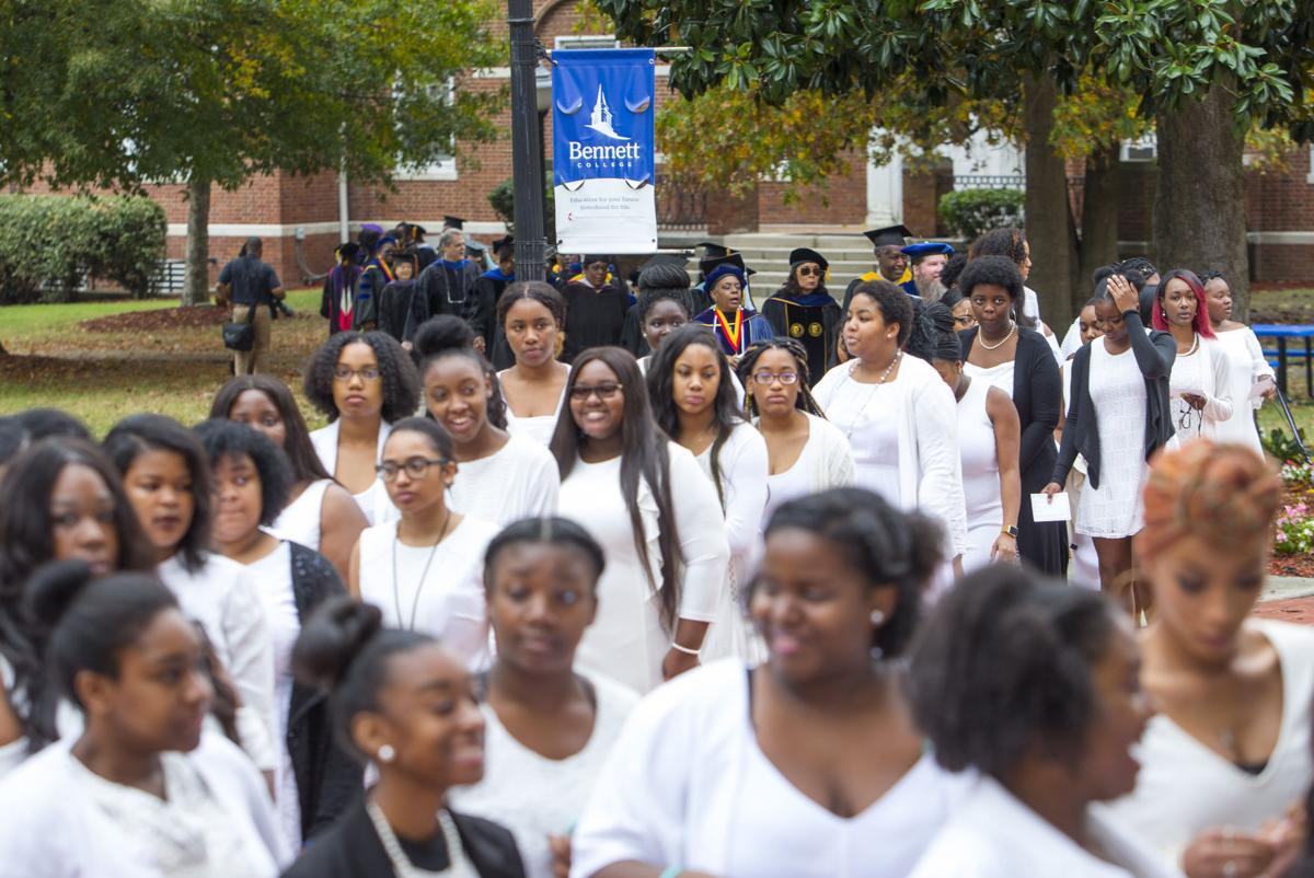 Bennett College processional