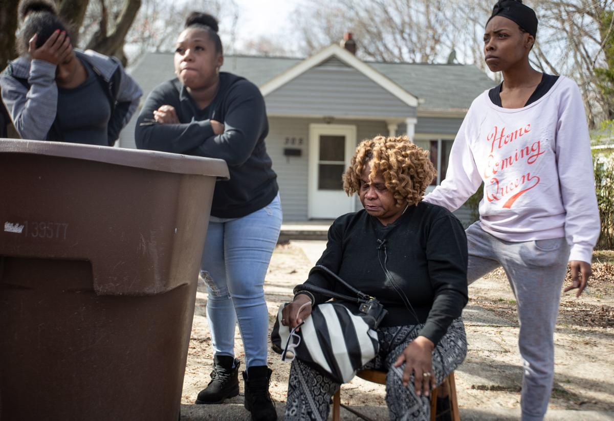 Why did you do this to my child on this day?' A Greensboro family