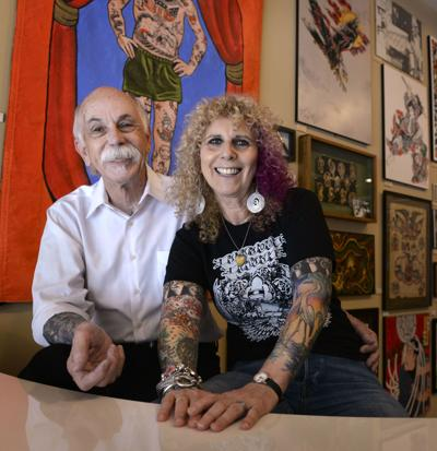 TV Tidbits: Local tattoo historian featured in Netflix documentary ...