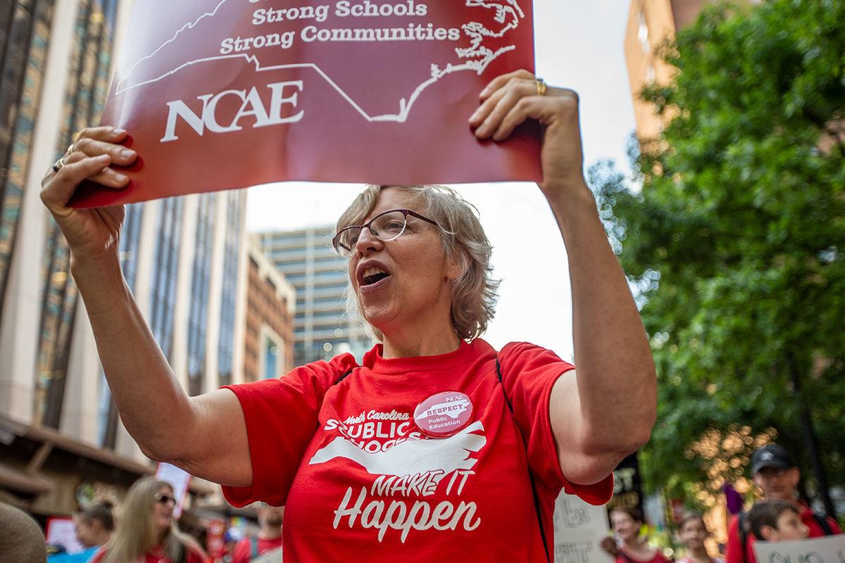 N.C. Teacher Rally 2019 (copy)