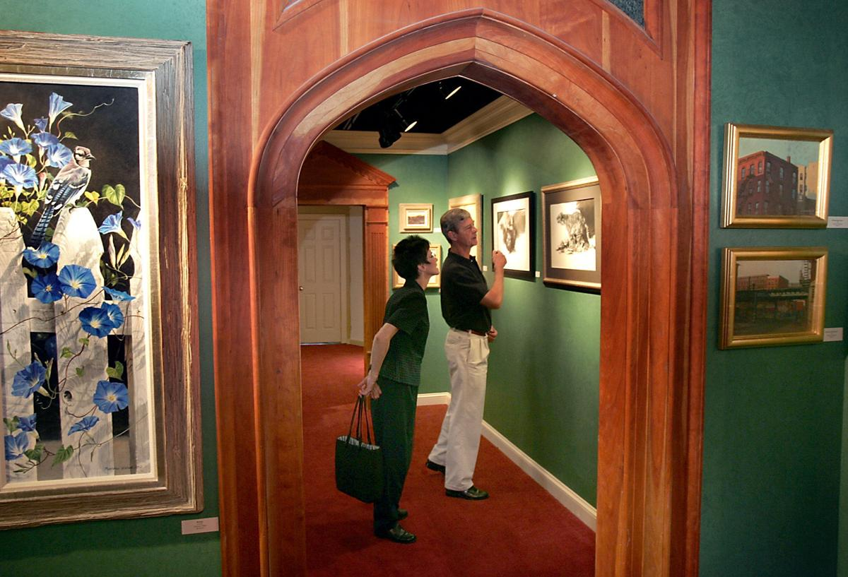 See what catches your artistic eye in the Triad\'s many galleries ...