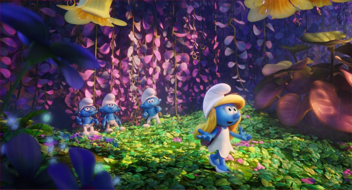 Movie review: \'Smurfs: The Lost Village\' finds its own path ...