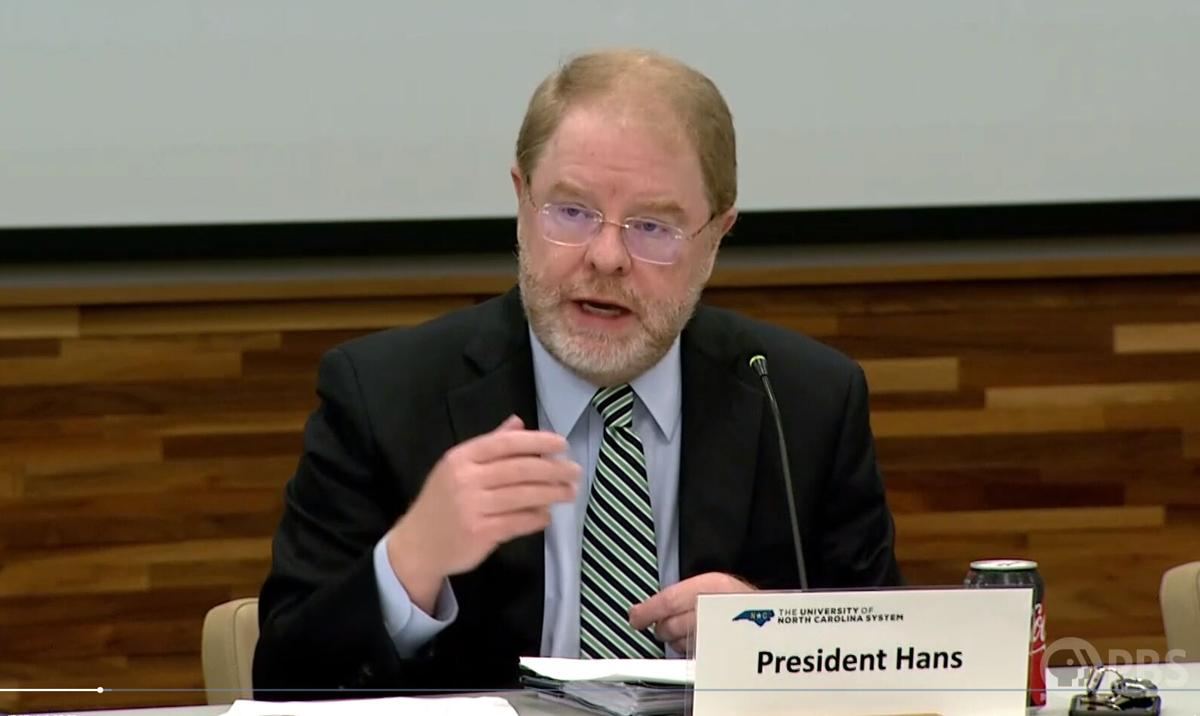 Peter Hans May 2021