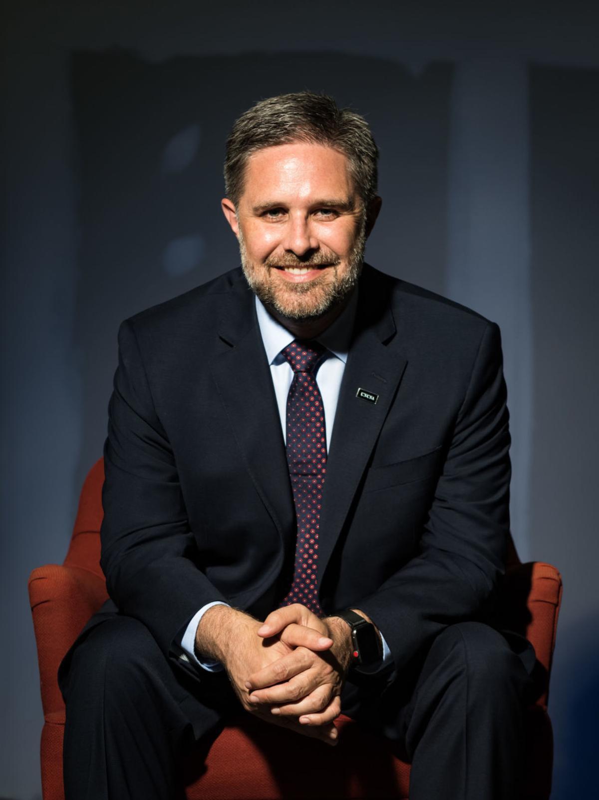 UNCSA Interim Chancellor Brian Cole (copy)