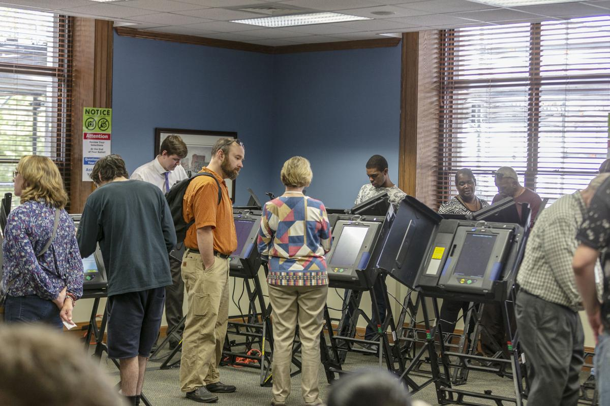 Early Voting Opens in North Carolina
