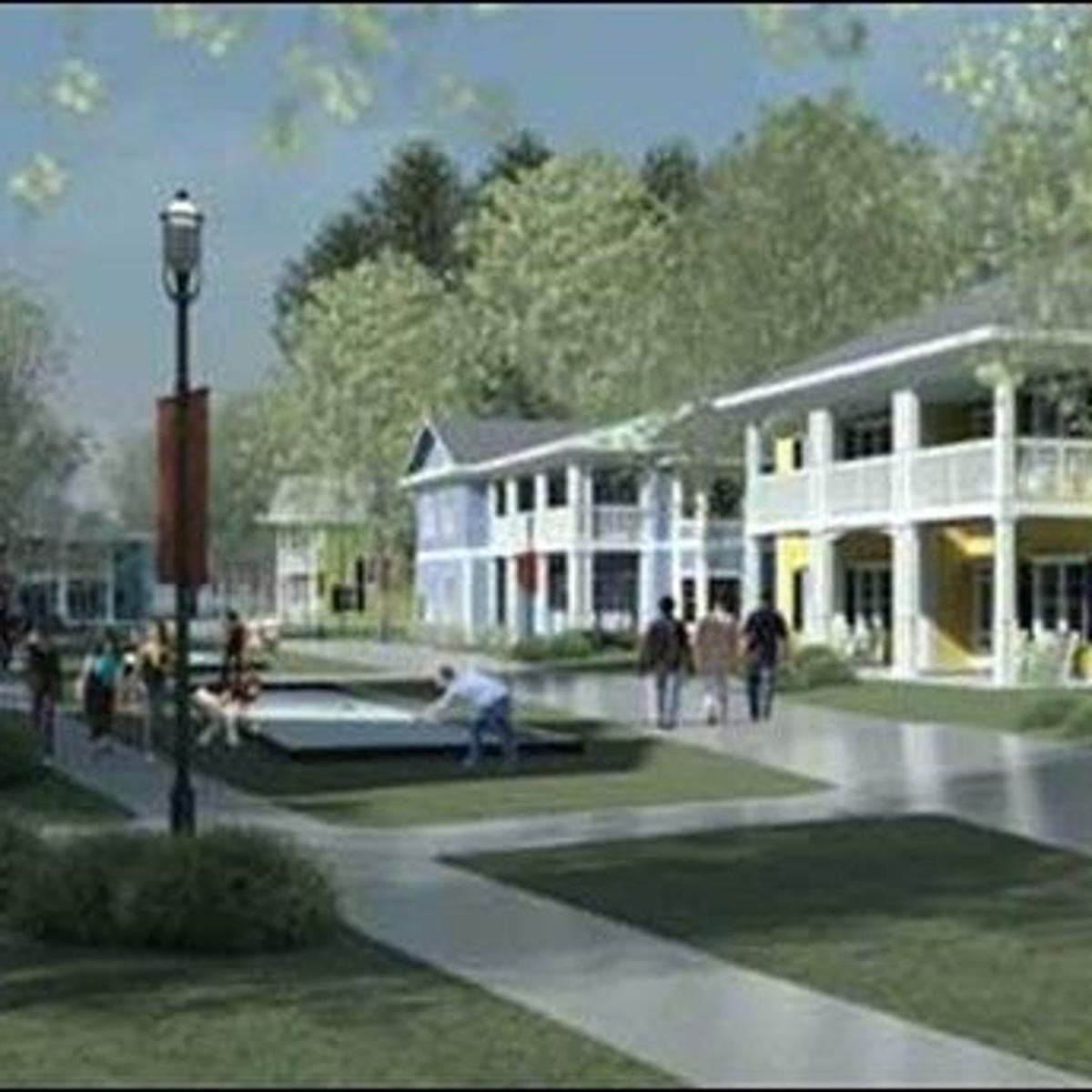 Town Oks Elon University Apartments Latest News Greensboro Com