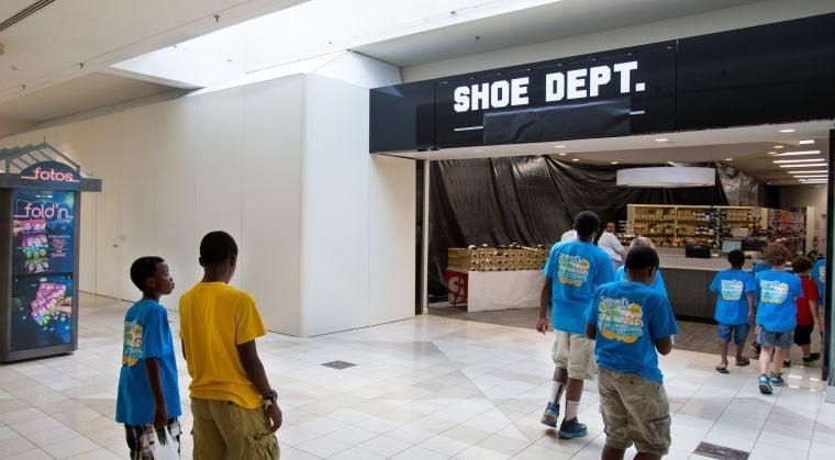 Shoe Shop Greensboro Nc