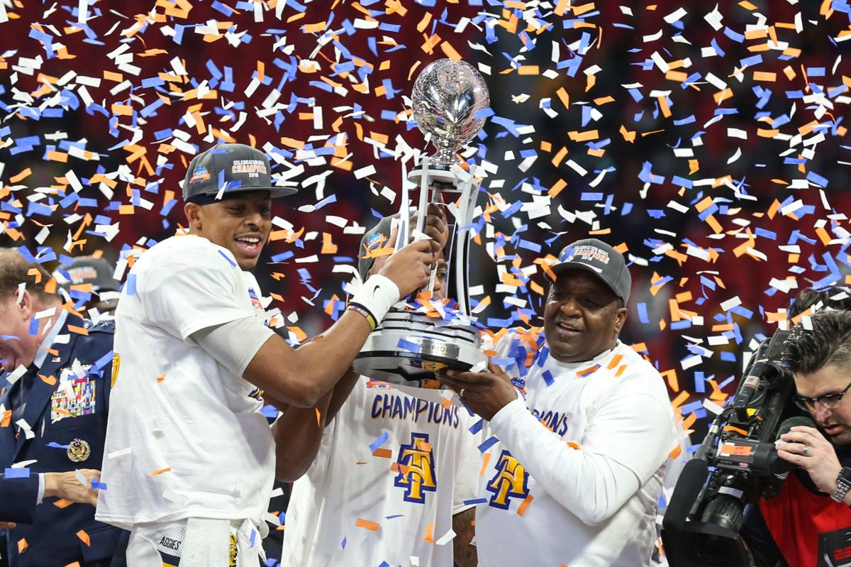 Ncat Christmas Break 2020 A&T adds national champion North Dakota State to 2020 football