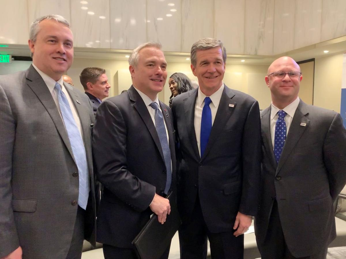 Aetna announces expansion in High Point