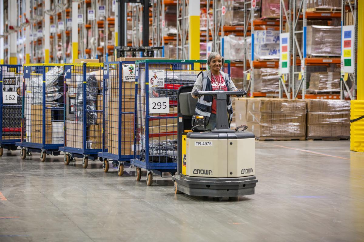 Amazon plans quick hiring program once Kernersville