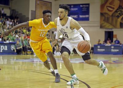 Tennessee Oregon Basketball