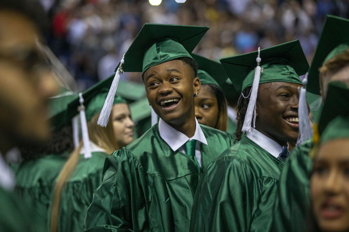 Southwest High School's 2019 graduation