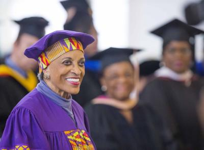 Johnnetta Cole to be Guilford College's commencement speaker