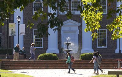 Greensboro College generic campus Main Building