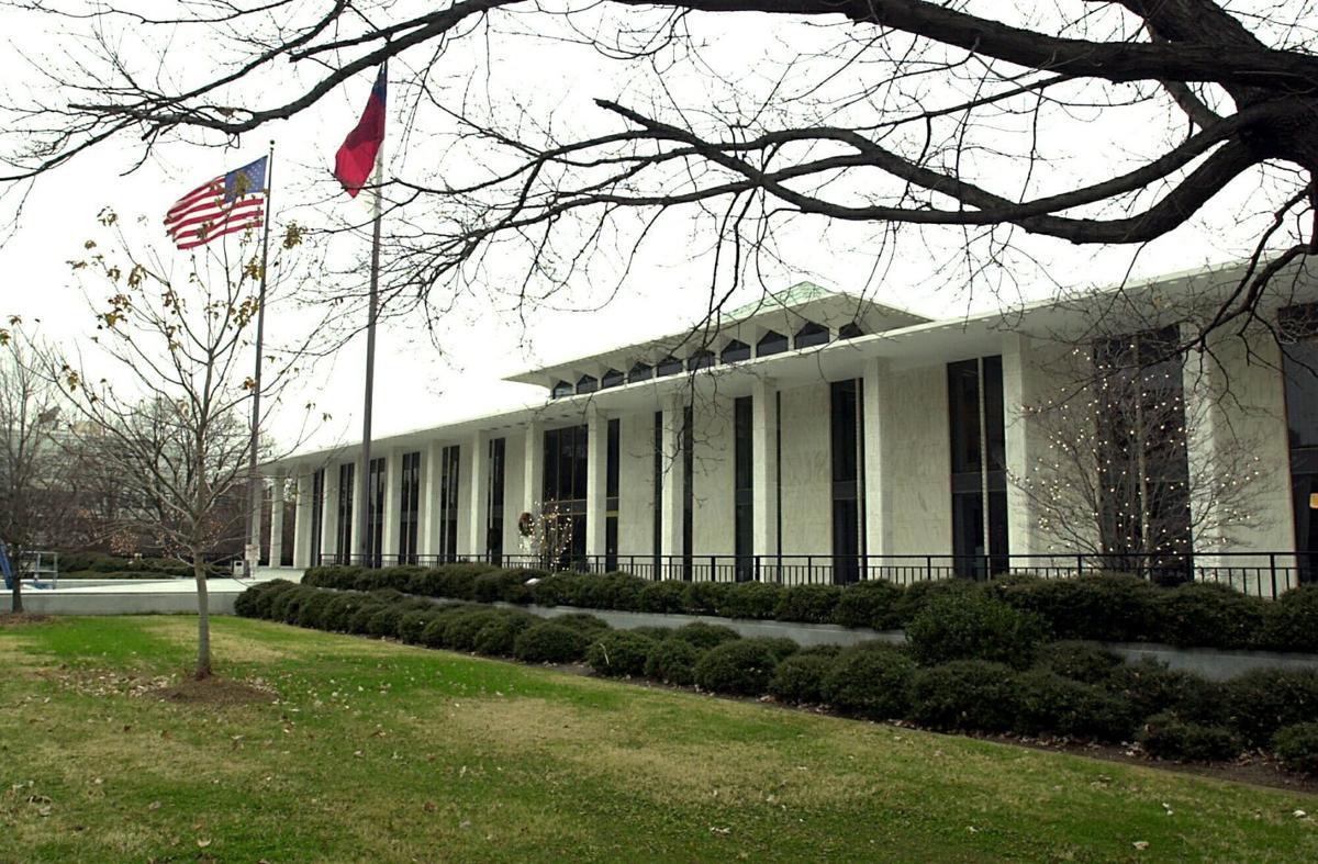 N.C. legislative building general assembly