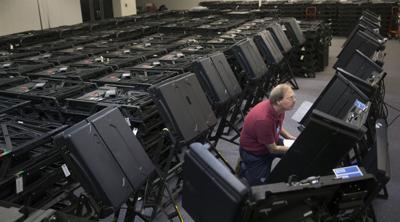 Voting Machines (copy) (copy) (copy)