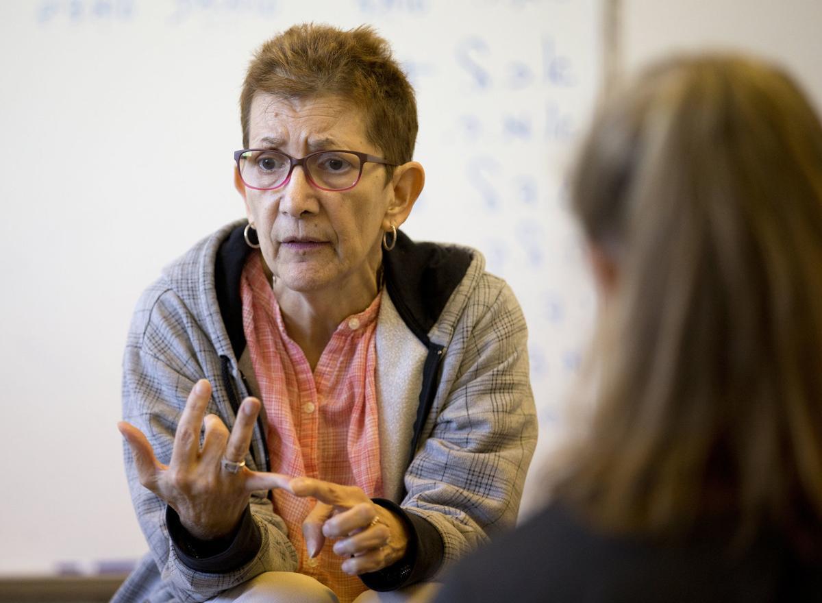 Hebrew Teacher Rina Wolfgang