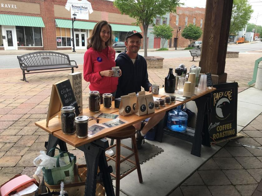 Business blooms at the Reidsville Farmer s Market   Business    greensboro com. Business blooms at the Reidsville Farmer s Market   Business