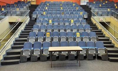 NCAT auditorium July 2020
