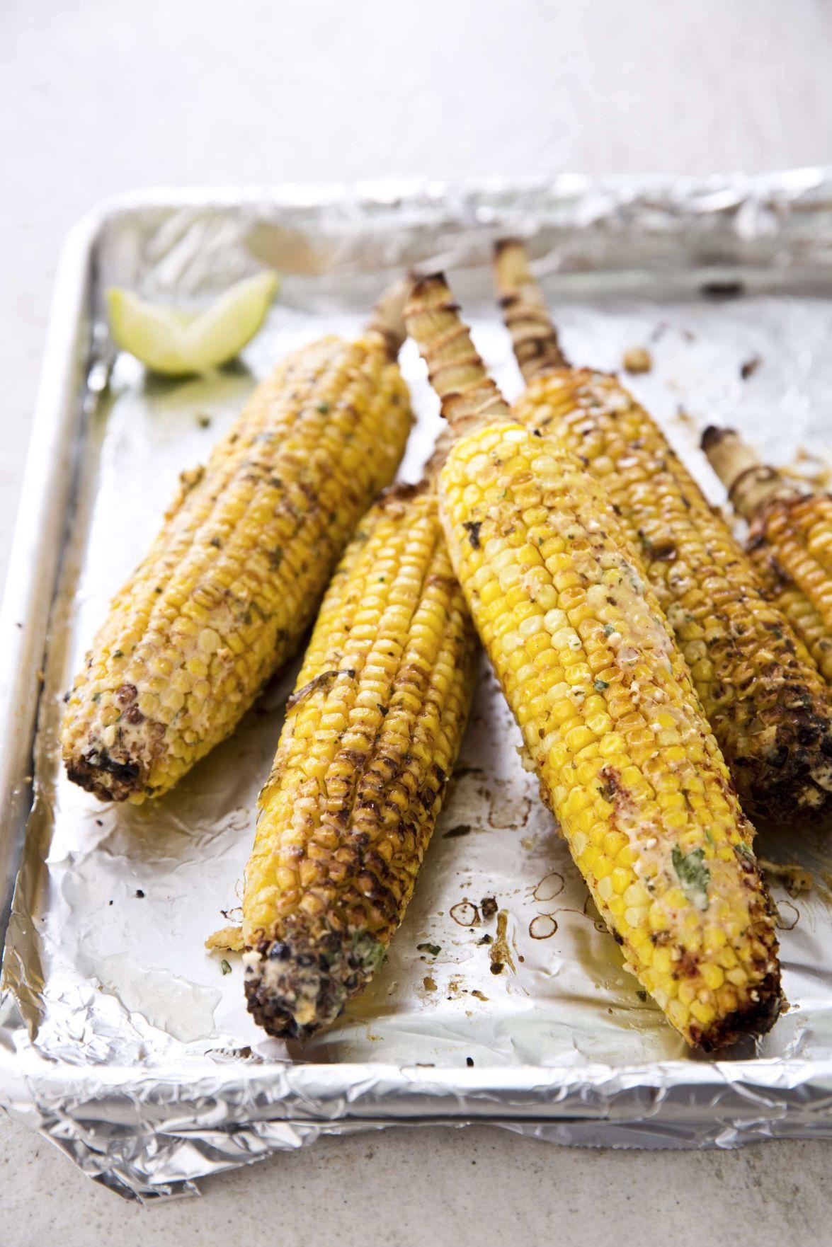 Food Column Mexican Street Corn