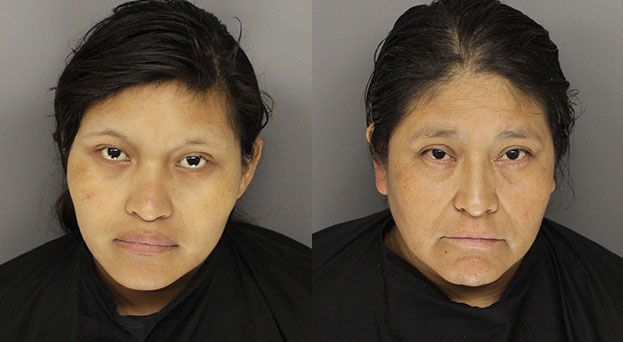 Women Charged After Newborn Found In Trash