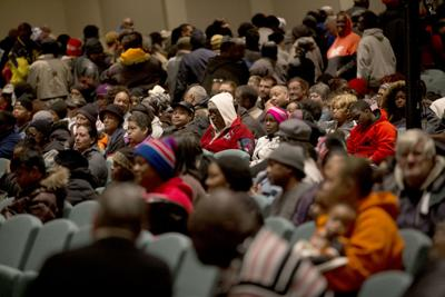 Lawndale Baptist Church will be feeding 5,000 people for Thanksgiving.