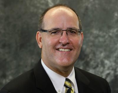 Anthony Clarke GTCC president horizontal