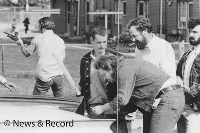 Klan-Nazi shooting 1979