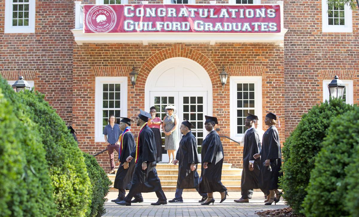 Guilford College Commencement