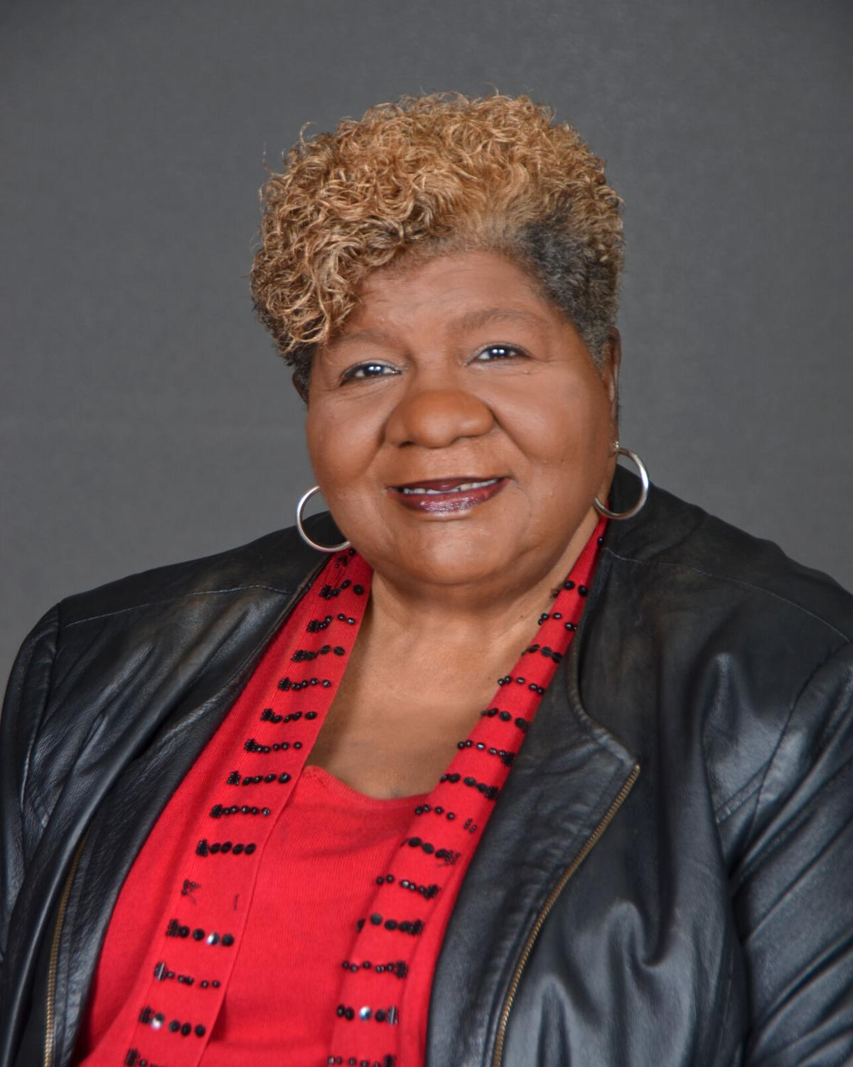 Gladys Shipman served as the first female president of the GSO NAACP