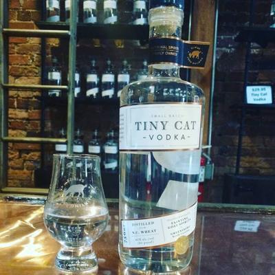 Tiny Cat Vodka