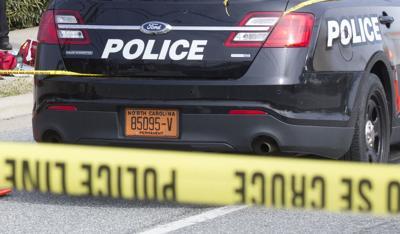 Generic Greensboro police