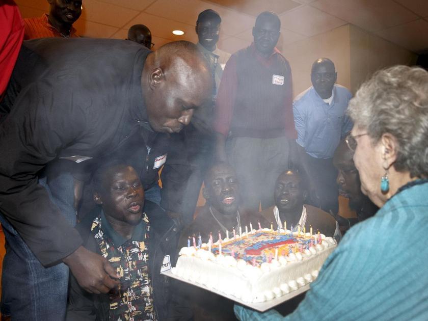 Lost Boys Of Sudan Celebrate Birthdays New Life Local News